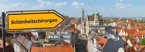 Schönheitschirurgen in Augsburg