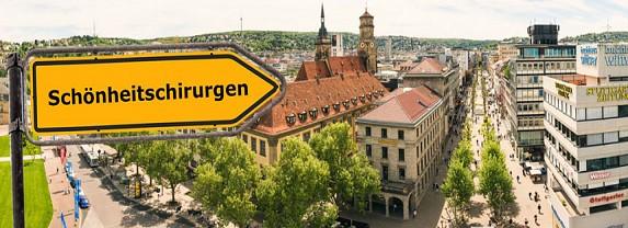 Schönheitschirurgen in Baden-Württemberg