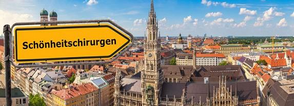 Schönheitschirurgen in Bayern