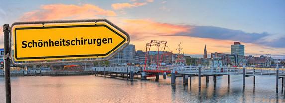 Schönheitschirurgen in Kiel