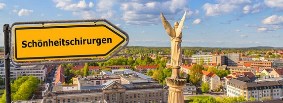Schönheitschirurgen in Potsdam