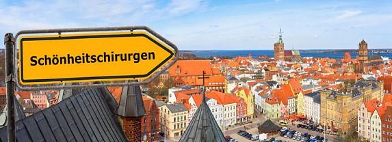 Schönheitschirurgen in Stralsund