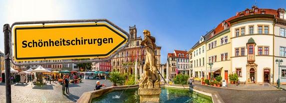 Schönheitschirurgen in Thüringen